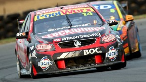 Fabian Coulthard Wins at Symmons Plains